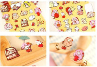 Self-Adhesive baby gallery - Daisyland baby sheep design diary Gallery Stationery letter decorative paper sticker decoration