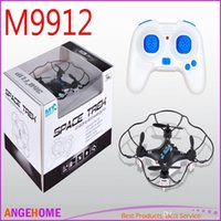 Wholesale Newest M9912 RC Mini Quadcopter G CH Axis Gyro professional Drone D Fly RC Copter Toy PK Cheerson CX