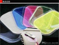 Wholesale newest Silicon Car Anti slip Mats colorful car Anti slip Mats Portable hanging Environment friendly JS