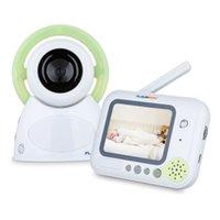 best touch monitors - New Hot Best Summer Wireless Digital Audio Baby Nanny Radio Baby Control Babysitter Video Monitor Camera