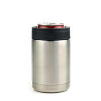 Wholesale Hot Sale OZ Vacuum Insulated Rambler Colster Insulated Cup Mug Drink Holder Insulated Koozie Stainless Steel