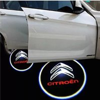 Wholesale High quality Citroen Elysee C Quatre Picasso C4l C5 Car door Projection light fourth generation car welcome light V