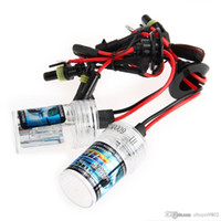 Wholesale 2pcs Car H1 Xenon Front Light Headlight White Bulb V W LM K