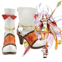 ara shoes - ELSWORD Ara high heel with bow cos Cosplay Shoes Boots shoe boot NC965 anime Halloween Christmas