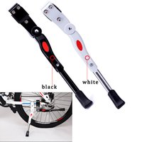 Wholesale Adjustable MTB Bike Bicycle Cycling Side Kickstand Stand Road Bike Bicycle Kickstand Bike Accessories