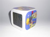 alarm clock service - New Kiki s Delivery Service Creative Led Alarm Clock Desk Clock Digital Alarm Clock with Snooze Calendar Thermometer Kids Toy