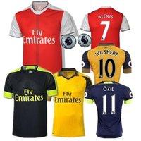 Wholesale New Arsenal soccer jerseys football shirts Thai quality jerseys