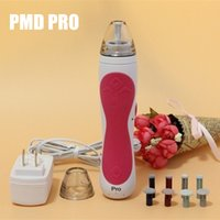 Wholesale PMD pro personal Skincare System microderm Portable Beauty Equipment Device Facial Machine Microderm Skin Care Tools Face Lift Tool