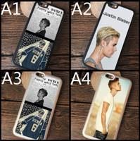 Wholesale Justin Bieber for Apple Iphone s s s Plus sPlus Case Samsung Galaxy s3 s4 s5 s6 s7 Case Cover Galaxy Note Rubber Case Cover J5