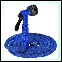 Wholesale Expandable Flexible Hose Water Garden Hoses Magic Hoses With Spray Nozzle FT FT FT FT