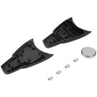Wholesale Replacement Remote Key Shell Case For SAAB Fob Button With Battery