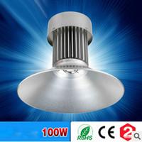 Wholesale AC85 V W led high bay light W led warehouse lamp Epistar Chip w led industrial lighting lamp