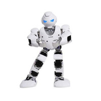 alpha toys - 2016 UBTECH Alpha S Programmable Intelligent Humanoid Robot with D Visual Bluetooth Control Toys Actifor Entertainment Education Companion