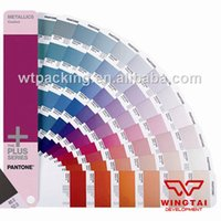 apparel international - 2016 Newest The International PANTONE mental formula guide coated Color book No GG1507