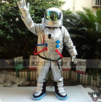 astronaut dress - New High Quality Space Suit mascot costume mascot costume Astronaut paty dress EMS