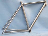 bicycle frame suppliers - 2016 Best seller C mm mm gr9 Ti3al2 v alloy titanium road bicycle frame directly from China supplier