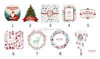 Wholesale Party favor gift sack bag canvas drawstring bag candy bag Christmas