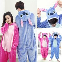 Wholesale New Adult Kid Cartoon Clothes Pajamas Kigurumi Unisex Cosplay Animal Costume Onesie