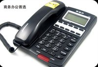 Wholesale Commercial office telephone caller id hands free calculator key earphones