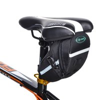 Wholesale TFY Bicycle Saddle Seat Bag for Bike Repair Tools Smartphones Accessories Wallets and More