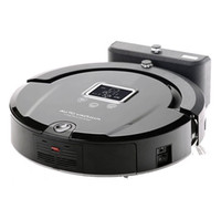 Wholesale Smart Robot Vacuum Cleaner with Sweep Vacuum Mop Sterilize LCD Touch Screen Schedule Self charge