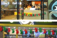 Wholesale 2016 New Arrival Christmas Supplies Various Carnival Christmas flags Chrastmas Gift Hot Sell Christmas Atmosphere Decorative Favors
