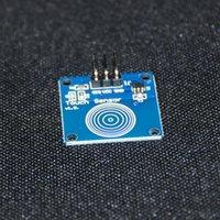 arduino capacitive sensor - TTP223B Digital Touch Sensor For Arduino Capacitive Touch Switch Jog Type Toque Sensors Module Board Panel Module Detection Kit