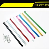 Wholesale Pillar Mountain Bike MTB Bicycle Spokes Stainless Steel Wire mm mm to mm with Spokes Cap Nipple Bike Parts