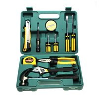 Wholesale sets household group set tools Car emergency kit combination suit Hardware manual toolbox