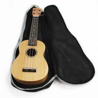 backpack accessory straps - Hot Sale Inch Guitar Ukulele Soprano Concert Tenor Backpack Bag Shoulder Straps Pockets Guitar Accessories