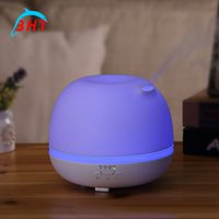 aromatherapy bottles - Humidifier aroma led night lights humidifier humidistat ultrasonic aroma diffuser aromatherapy humidifier diffuser mist bottle oil diffuser