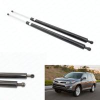 Wholesale 2pcs set car Fits for Toyota Highlander Rear Hatch Gas Struts Lift Support Prop Rod Arm Shock