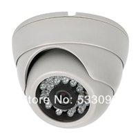 Cheap New 1 3'' Sony 1000tvl 24leds IR indoor HD 720P Security CCTV dome camera surveillance camera