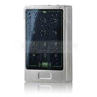 DIY 125KHz RFID считыватель карт Сенсорная панель Подсветка металлический корпус Пароль Клавиатура для системы контроля доступа Kit C20
