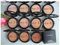 Wholesale High quality HOT Makeup Studio Fix Face Powder Plus Foundation g