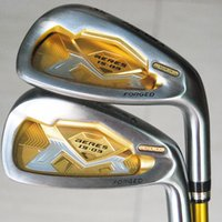 Wholesale New Honma Is star Golf clubs Aw Sw Golf irons set with Graphite Golf shaft and headcover Irons clubs