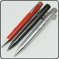 Wholesale Limited edition MB pen office supplies monte black pen use with capless refill luxury magnetic pen for writing