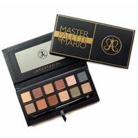 Wholesale 2016 Master Palette By Mario eyeshadow Colletion Colors eye shadow Anasta eyehadow palette