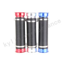 Wholesale KYLIN STORE Universal mm Turbo Multi Flexible Air Intake Pipe exhaust pipe sliver red blue air intake pipes