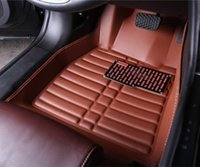 Wholesale car Ottomans surrounded by the Ottomans surrounded by large car special car mats
