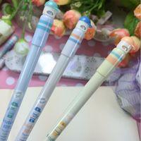 baseball stationery - Cute Baseball Boy design mm needle style gel pen stationery office school supplies good quality novelty