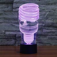 bank modeling - Energy saving lamp modeling usb D Touch Control Night Colors Change USB LED Desk Table Light Lamp Power Bank Abajur Night Light