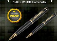 Wholesale Miniature digital recorder P TF Card resolution million pixels frames per second video recording Hd p corn pen