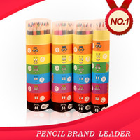 artist gift boxes - Customization HOT Colored Drawing Pencils Artist Sketch Secret Garden Natural Wood No Toxic Hero Color Pencil Lapices De Colores Lapiz