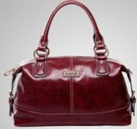 ancient lock - 2016 Women Leather Handbag Wax Oil leather Shoulder Bag Vintage Restore ancient ways Women Messenger Bags