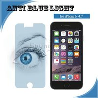 anti burst - For iphone s Plus inch SE S S anti blue ray mm H D anti burst tempered glass screen protector anti blue light