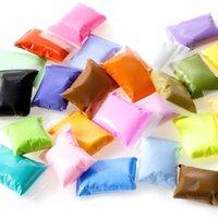 Wholesale 24 Colors Plasticine for Children Fimo Effect Polymer Colorful Soft Play Dough Large Version Plasticene