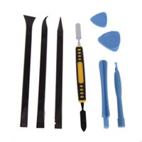 Wholesale Repair Opening Pry Tools Kit in1 Set for Apple iPhone iPad Tablets PC E5M1