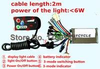 Wholesale 36V W Ebike Controller LED Display for Hallsensor or Hall Sensorless Motor