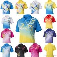 Wholesale The latest badminton wear suit sportswear badminton sports t shirt men suit